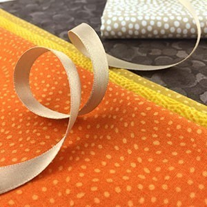 Brown, Yellow & Orange Blender Fabrics