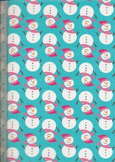 Fabric Freedom Scandi Christmas - FF55-1 - Poplin