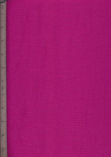Washed Taffeta - Bright Pink