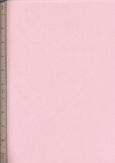 Poly Cotton Plain - Baby Pink