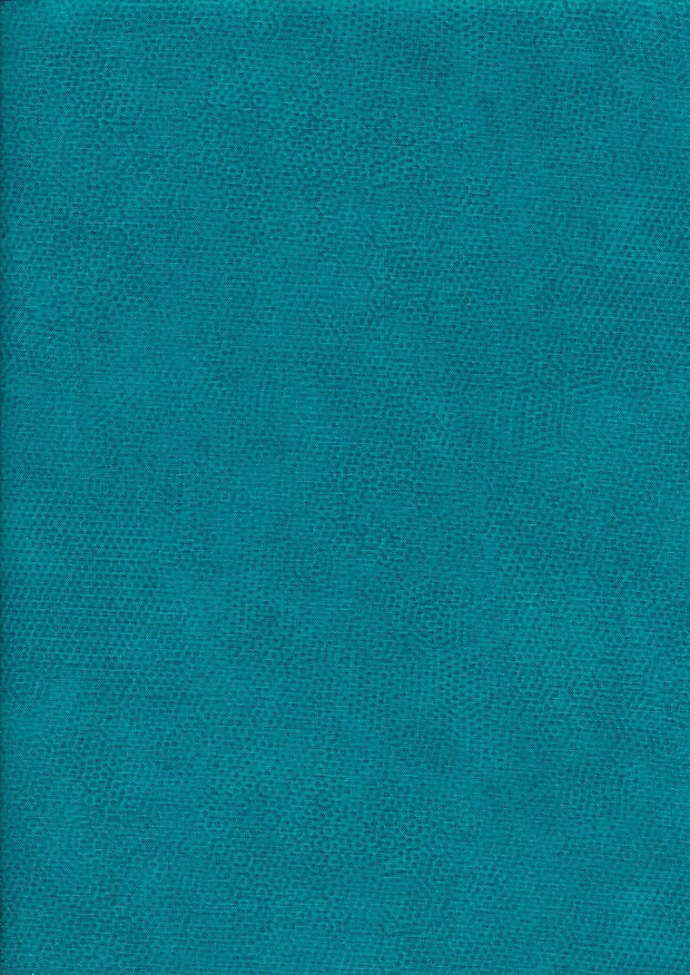 Makower Dimples - Turquoise T18
