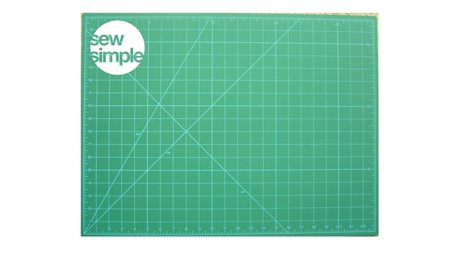 Sew Simple Cutting Mat 24 x 36 inches