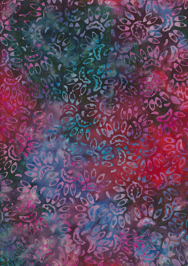 Fabric Freedom - Bali Batik Stamp FF133/G