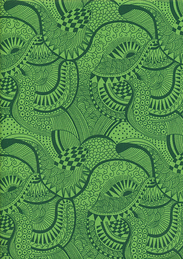 Doughty's Colour Collection - Gorgeous Green 109-09-05