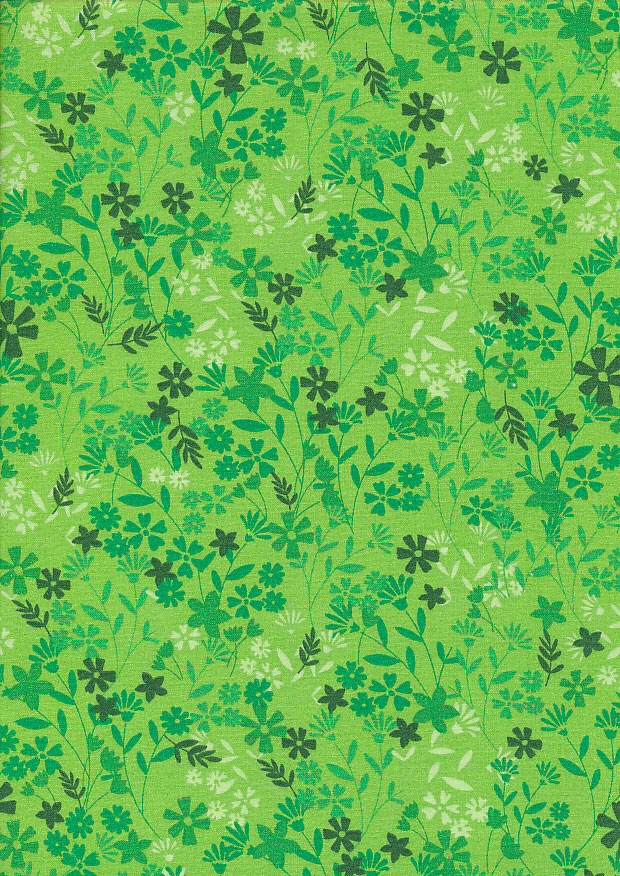 Doughty's Colour Collection - Gorgeous Green 109-09-03