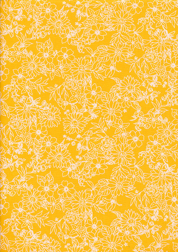Doughty's Colour Collection - Yummy Yellow 109-03-04