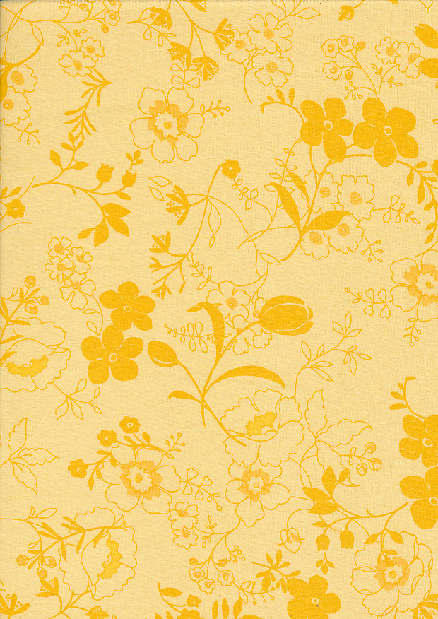Doughty's Colour Collection - Yummy Yellow 109-03-02
