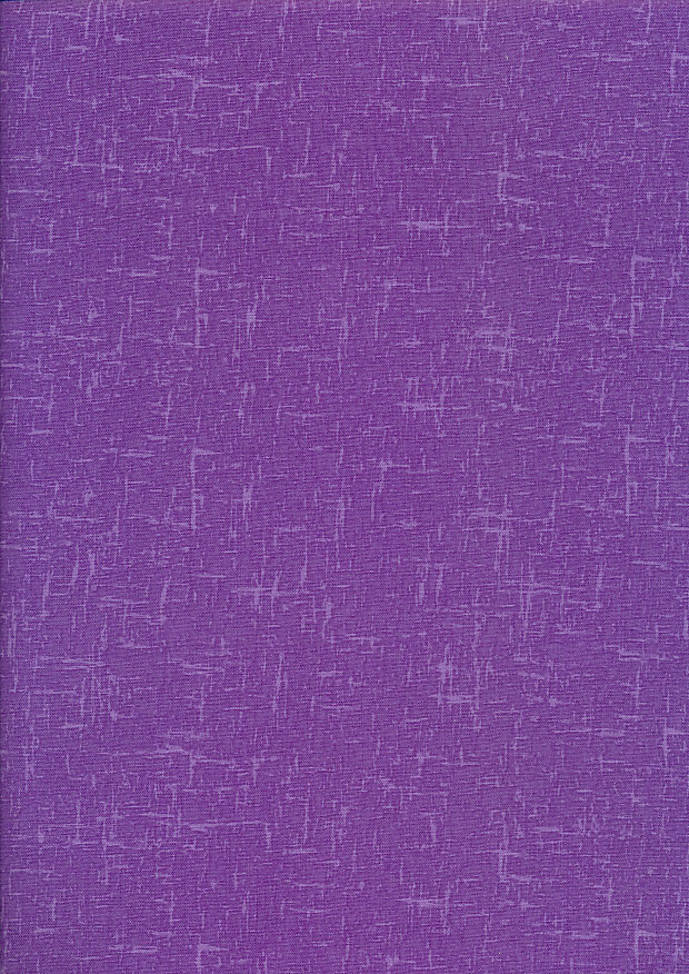 Craft Cotton Textured Blender - Purple