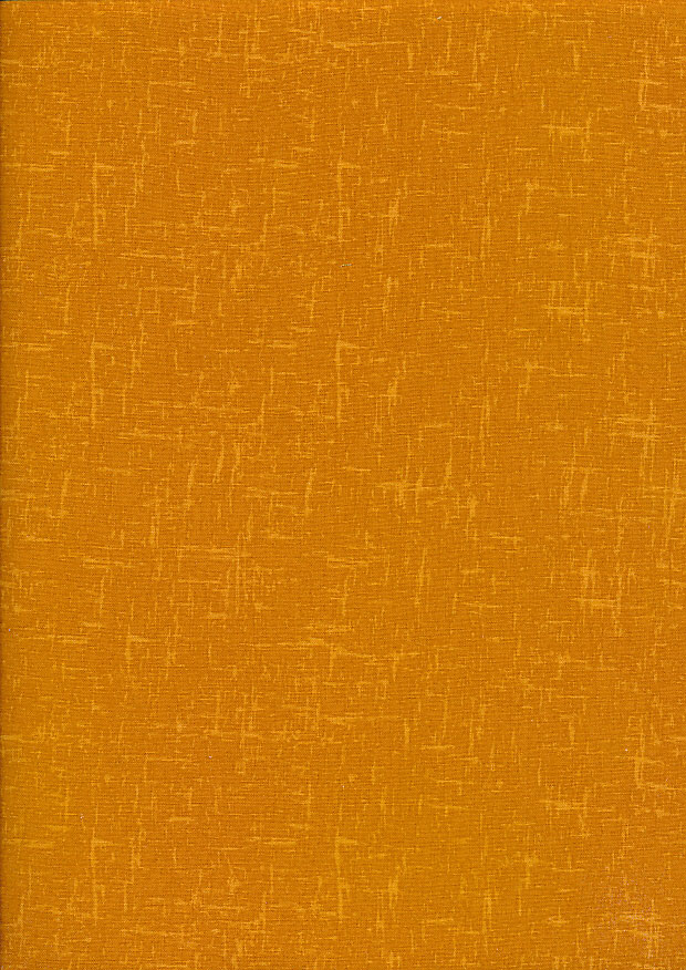 Craft Cotton Textured Blender - Orange