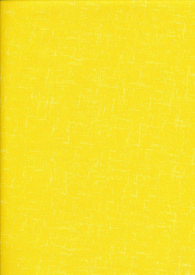 Craft Cotton Textured Blender - Citron
