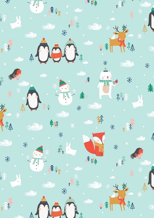 Dashwood Studio - Festive Friends FEST 1175