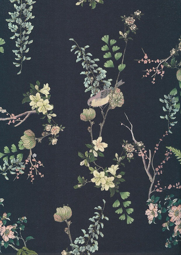 Lady McElroy Cotton Twill - Finchley Moonlight 420