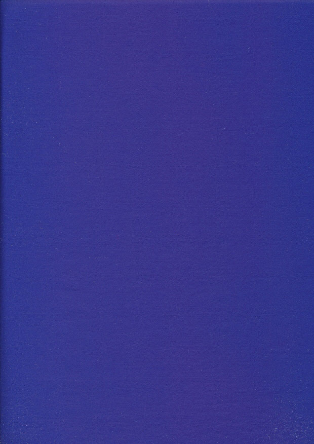 Cotton Sateen - Royal Blue