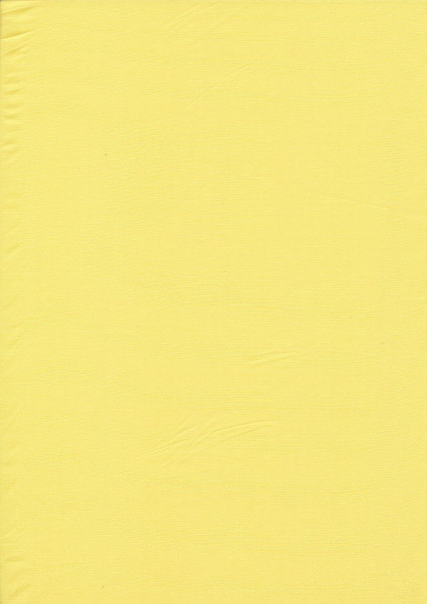 Dress Lining - Pale Yellow