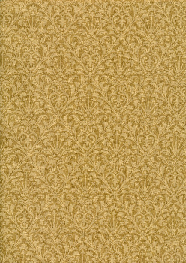 Extra Wide Rococo by John Louden - Gold