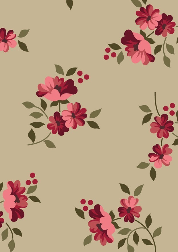 Ginger Lily Studio - Lincoln Lane Small Pink Floral