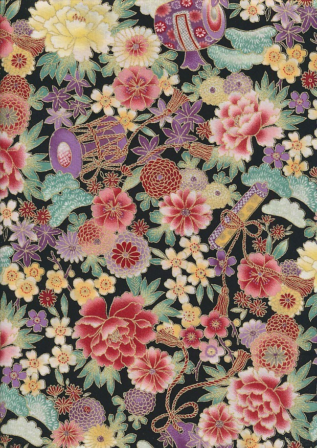 Authentic Japanese Fabric - 66