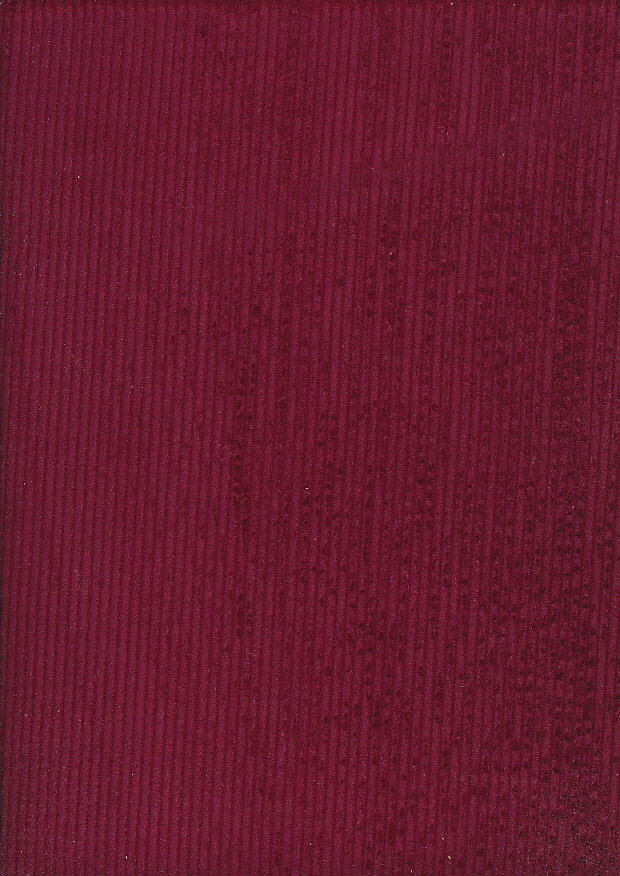 Cotton Wale Corduroy - Wine C3047