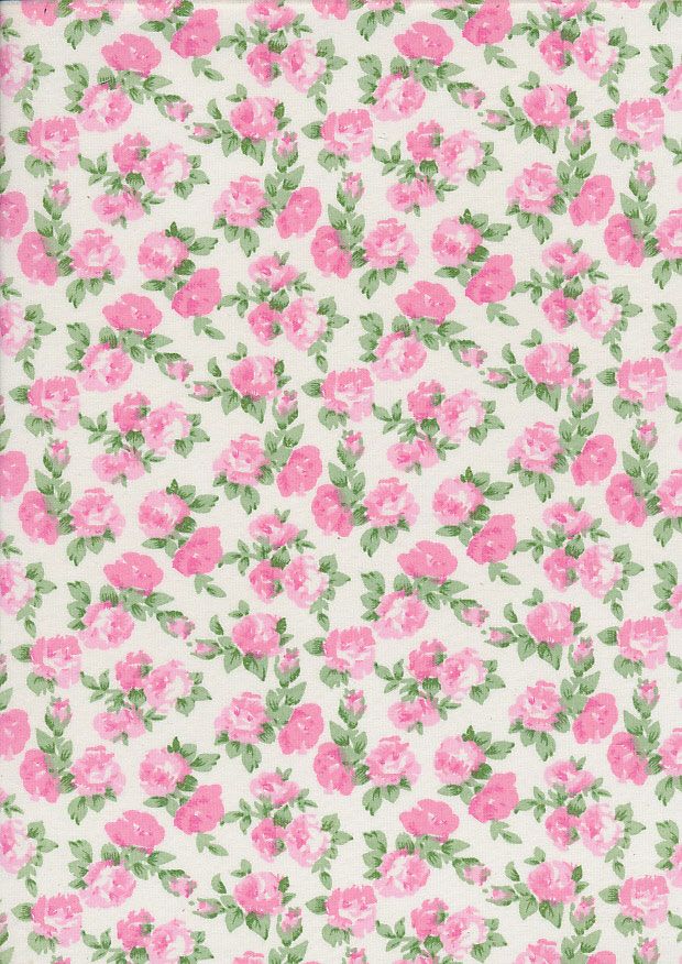 Fabric Freedom - Quality Cotton Print QCP10 Floral