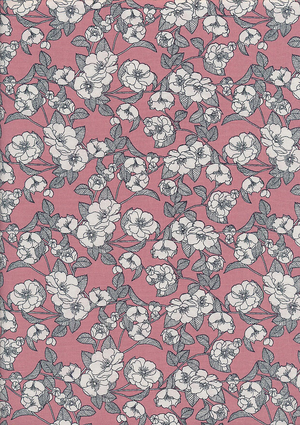 Micheal Miller Rose /& Hubble CLEARANCE 100/% Cotton