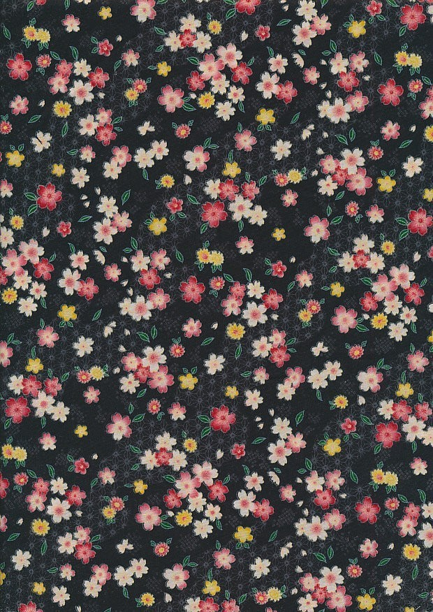 Authentic Japanese Fabric - 25
