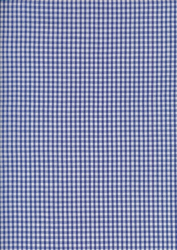 Poly Cotton Gingham - 106