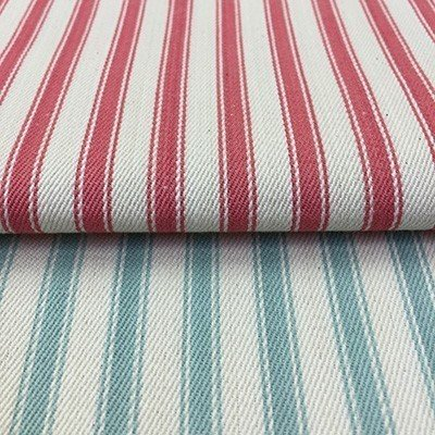 Canvas Ticking Stripe & Check
