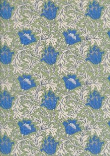 Pima Cotton Lawn - Green Deco