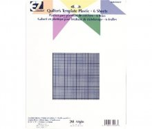 Simplicity 6 Plastic Template Sheets