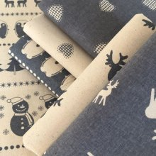 Scandi Christmas Pack - 6 Fat 1/4s B
