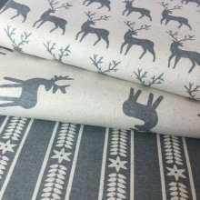 Scandi Christmas Pack - 3 x 1/2 Metres O