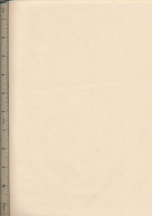 Poly Cotton Plain - Cream