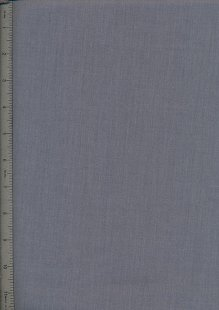 Poly Cotton Plain - Grey