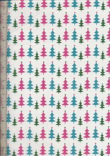 Fabric Freedom Scandi Christmas - FF56-1