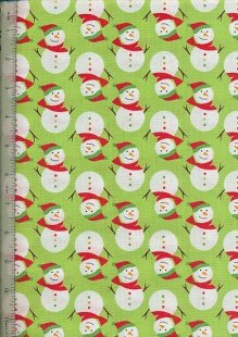 Fabric Freedom Scandi Christmas - FF55-2