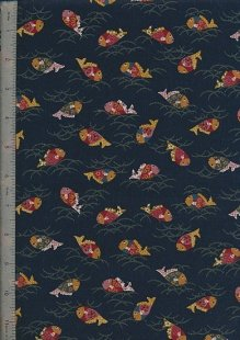 Japanese Print - Cosmo & Seven Berries 8