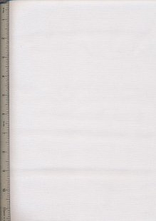 Poly/Cotton Drill Fabric - Ivory