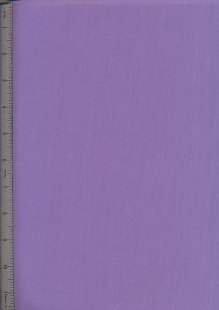 Poly Cotton Plain - Deep Lilac