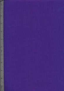 Poly Cotton Plain - Purple