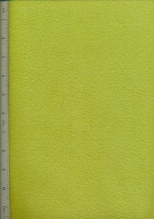 Fabric Freedom Fleece - 21 Lime