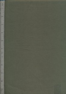 Plain Cotton Fabric - 64 Olive