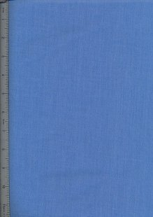 Poly Cotton Plain - Powder Blue