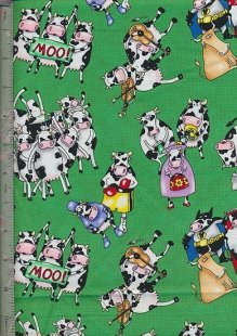 Sew Simple Novelty Fabric - 19