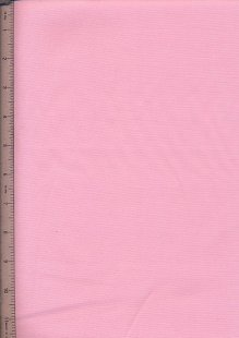 Poly/Cotton Drill Fabric - Pink