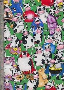 Sew Simple Novelty Fabric - 20