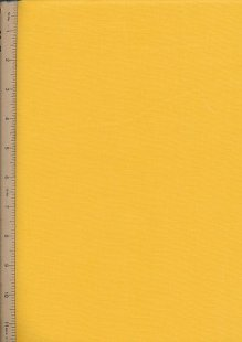 Plain Cotton Fabric - 14 Gold