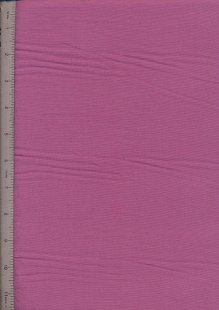 Plain Cotton Fabric - 58 Raspberry