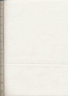 Linen Look Cotton - Ivory 8126-1