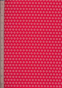 Je Ne Sais Quoi - Pressed Flower Red