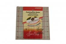 "Sew Easy 6.5x6.5""Patchwork Ruler"